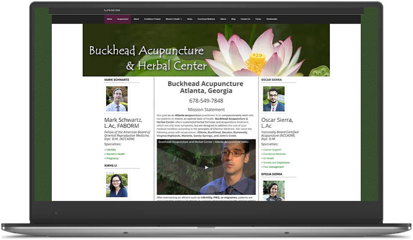 Buckhead Acupuncture & Herbal Center